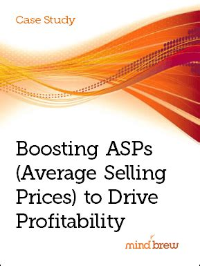 Case Interview: Profitability in - depth analysis